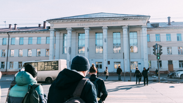 Омский медуниверситет начнет готовить специалистов по общественному здоровью