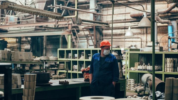 Кто и зачем повышает производительность труда на предприятиях области