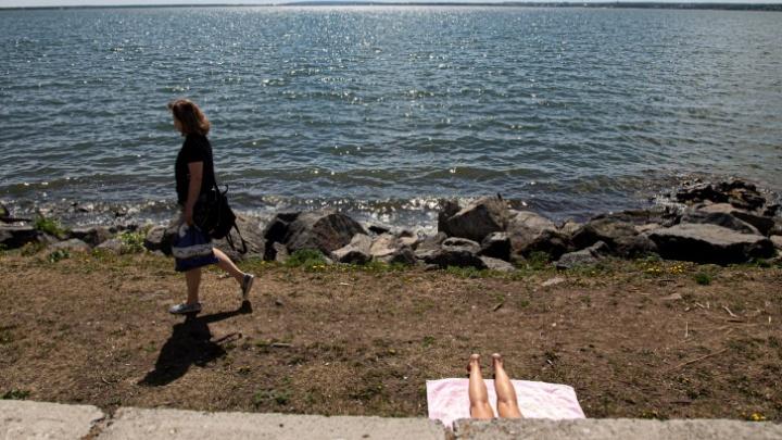 Роспотребнадзор проверил качество воды в челябинских озёрах