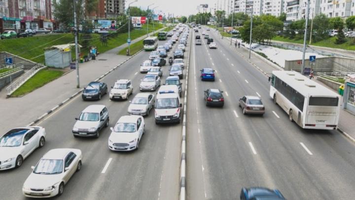 Троллейбусы на Копылова вернутся до конца весны