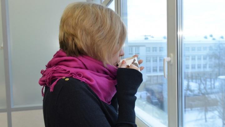 В Свердловской области резко сократилось число заболевших ОРВИ