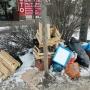 Мусор из Левенцовки в марте увезут в Мясниковский район