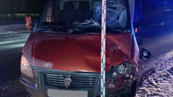 В Перми водитель квадроцикла погиб в ДТП с «Газелью»