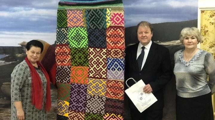 Колыбель поморской варежки: проект Новодвинска победил во всероссийском конкурсе
