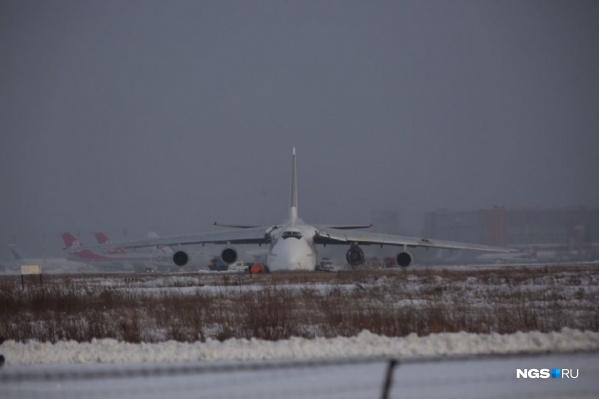 Сейчас в авиапарке компании 12 самолетов Ан-124