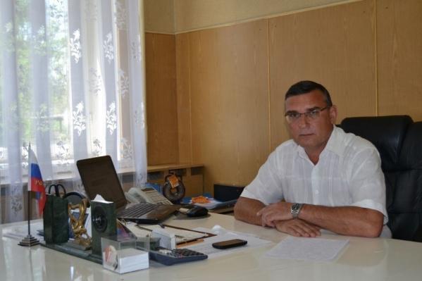 Лев Орлянский восемь лет руководил больницей
