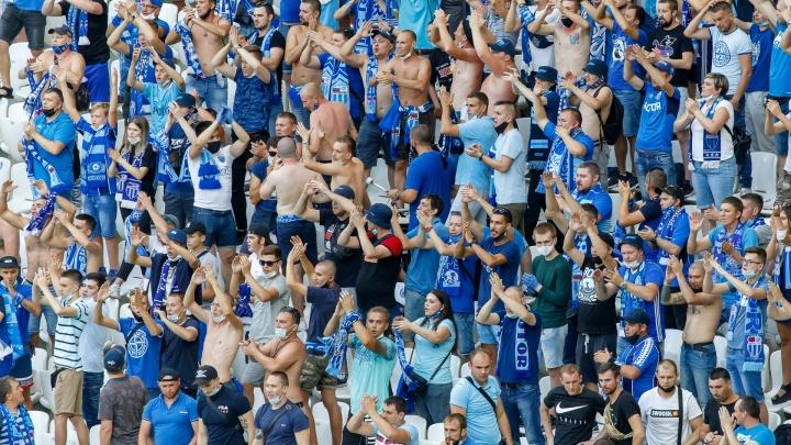 «Это было достойное сражение»: в Волгоград вернулся большой футбол