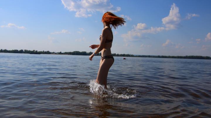 Вместо моря — озеро: изучаем лучшие пляжи Самарской области