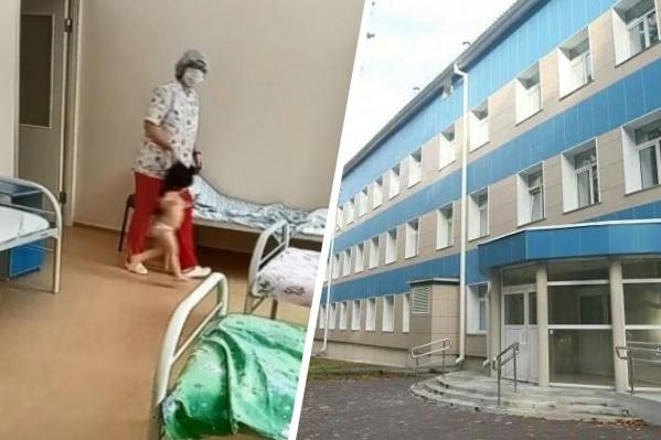 После инцидента в детском филиале областной туберкулезной больницы увеличили штат и взяли на работу педагога-психолога