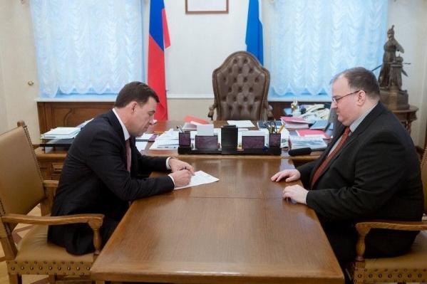 Андрей Цветков занимает пост министра с 2017 года