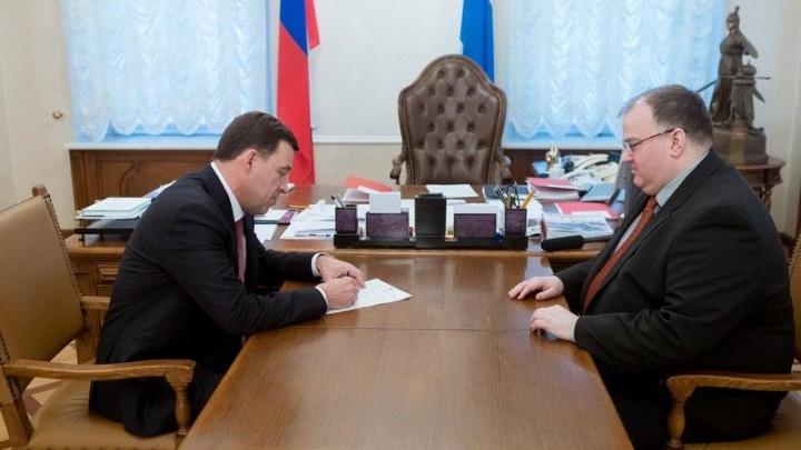 Министра здравоохранения Свердловской области отправят в отставку