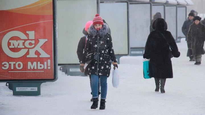 Синоптики рассказали, какой будет зима в Омской области