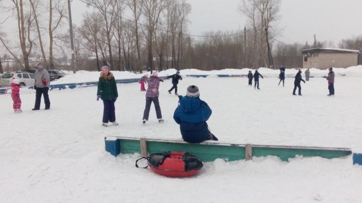 Праздники на льду: куда пойти кататься на коньках в Архангельске