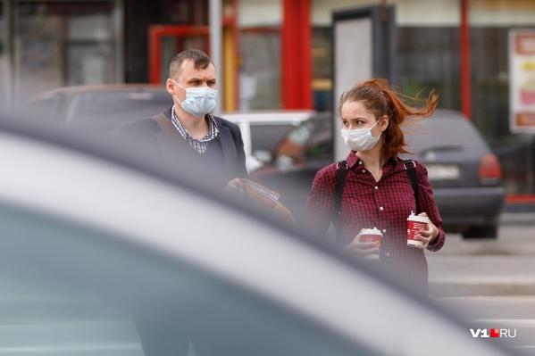 Большинство вновь заболевших — снова жители областного центра