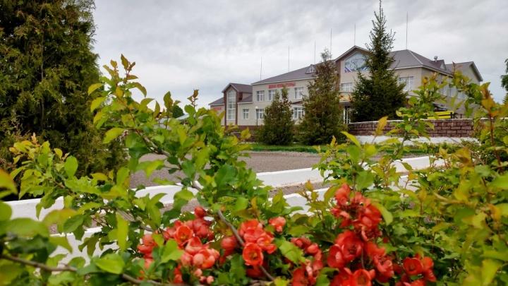 В Башкирии планируют посадить Аллею Врачей