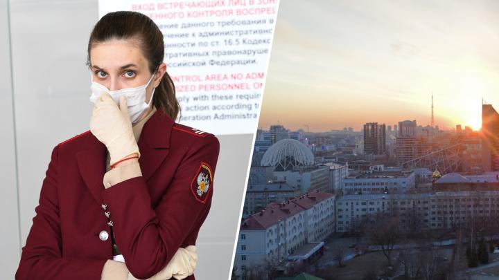 7 новых зараженных и толпы у церкви: коротко о ситуации с коронавирусом в Екатеринбурге
