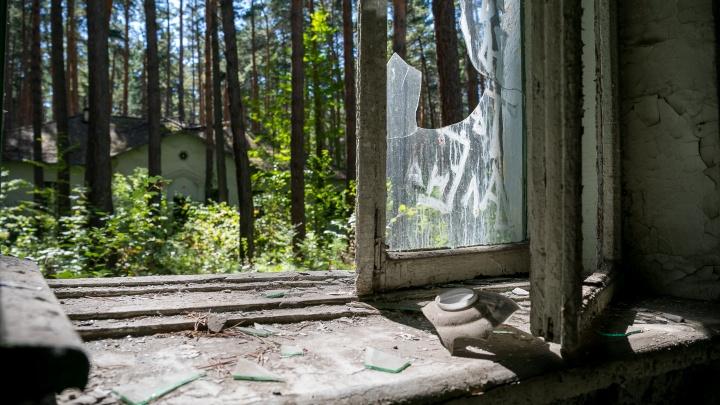 Застывшие во времени: фоторепортаж из заброшенных детских лагерей