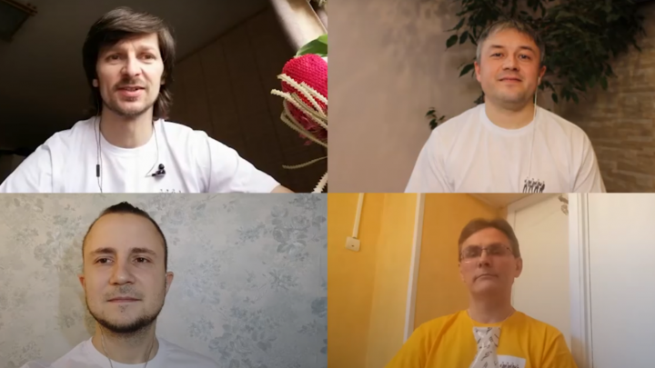 «Знаете, всё еще будет!». Артисты Пермской филармонии записали для врачей музыкальное обращение