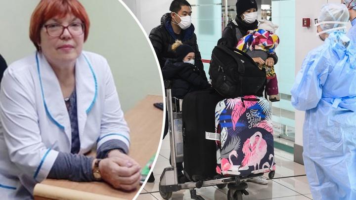 Главный детский инфекционист Екатеринбурга о том, почему коронавирус не трогает детей