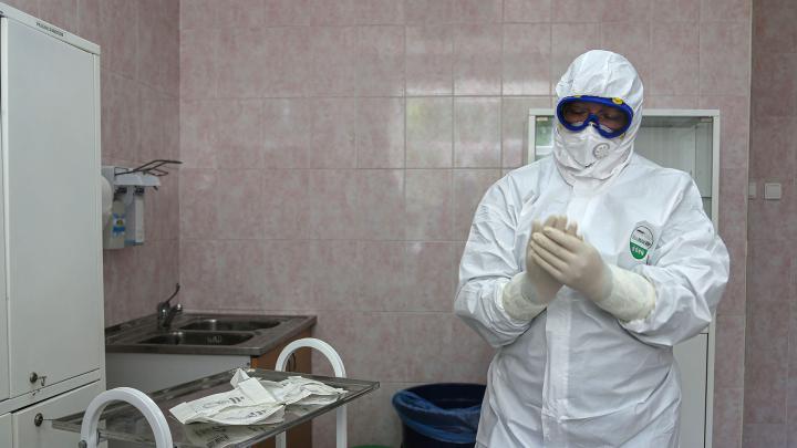 В Башкирии за сутки подтвердили 69 новых случаев заражения коронавирусом