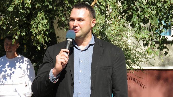 Задержали главу комитета по рекламе мэрии Новосибирска