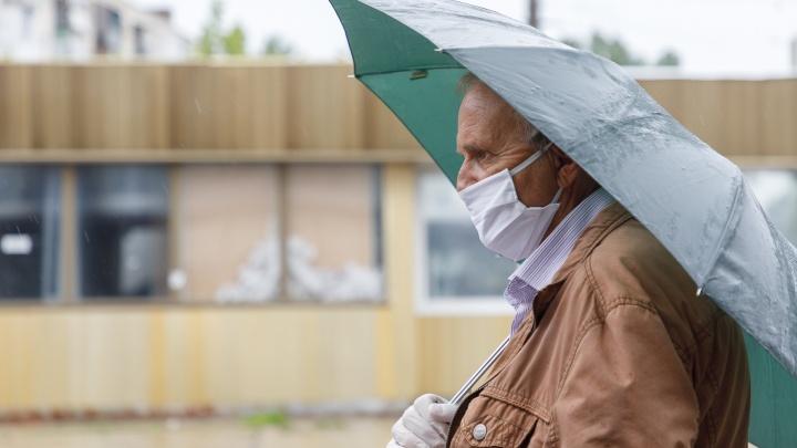 105 заболевших — пожилые люди: подробности по новым случаям коронавируса в Волгограде и области