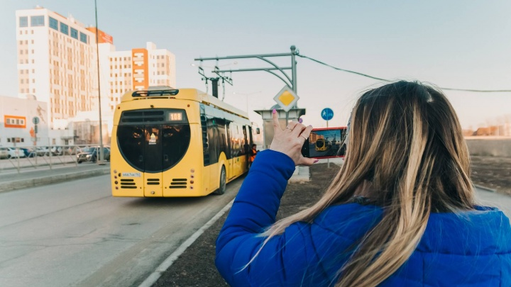 Электробус будут тестировать в Самаре и Южном городе еще три недели