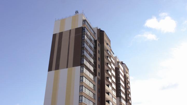 Тюменцам начали выдавать ключи от готовых квартир в новом доме ЖК «Москва»