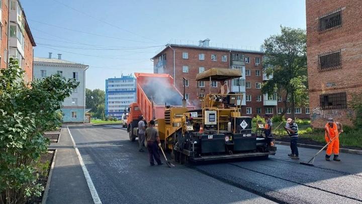 Власти Кузбасса рассказали, что отремонтируют до 2024 года