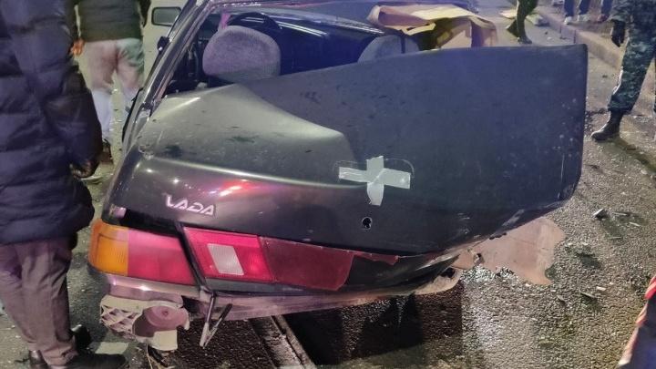 В Волгограде ищут свидетелей страшной аварии с погибшим полицейским