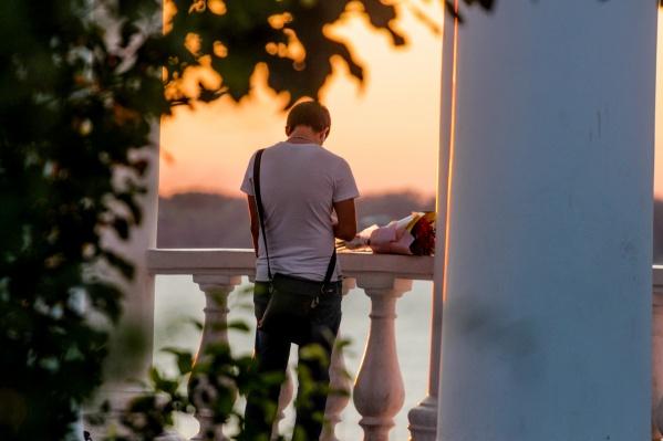 Романтическое свидание или трагичный разрыв?
