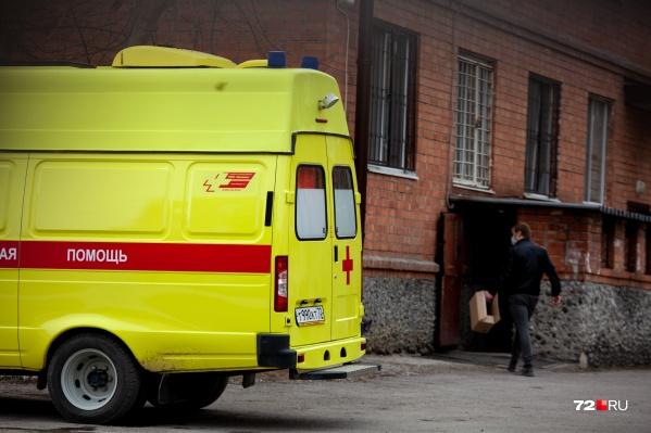 Тюменцы решили поддержать специалистов, для которых борьба с коронавирусом является первостепенной задачей