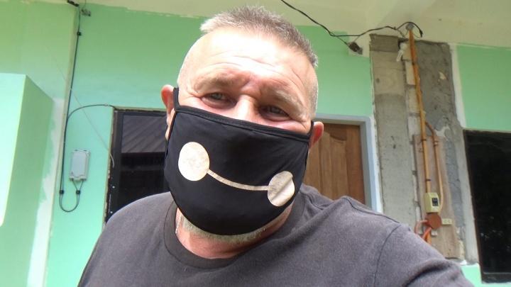 Русский на Филиппинах во время карантина. Специально для 59.RU он записал видеорассказ