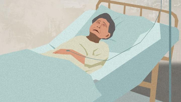 «Вы думаете, это просто грипп? Это — ужас!» Рассказ женщины с коронавирусом, которую спасли от смерти