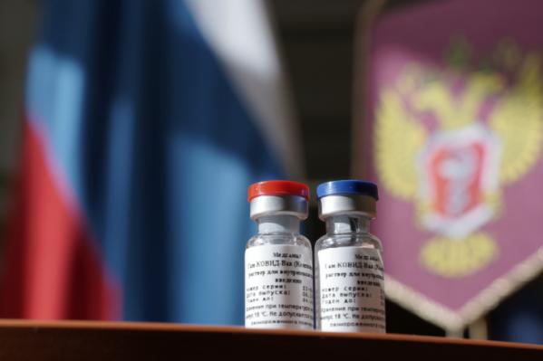 Так выглядит первая российская вакцина от коронавируса