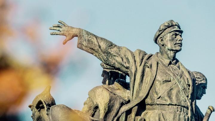 Красота и немного мистики: волгоградский фотограф снял с необычных ракурсов красоты Краснооктябрьского района