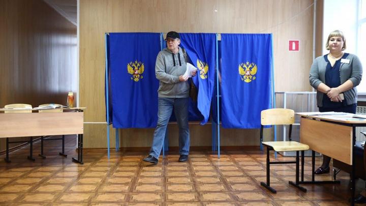 Досрочно на выборах в Новосибирской области проголосовали больше 100 тысяч человек