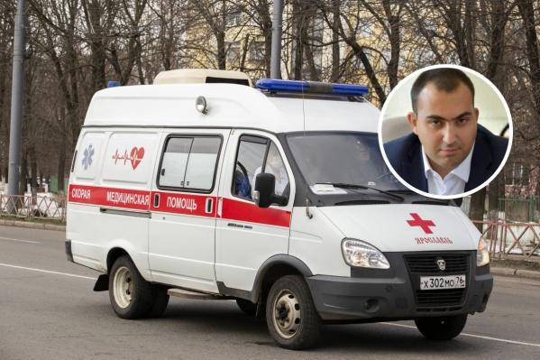 Сын попавшего в реанимацию доктора Баграт Киракосян призвал всех соблюдать меры предосторожности