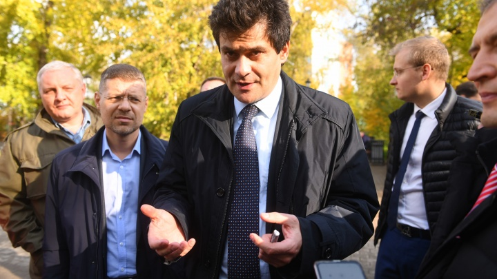 Коронавирус больше не мешает: мэр Екатеринбурга уйдет в отпуск после Дня города
