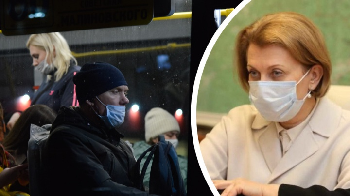 Глава Роспотребнадзора РФ назвала ситуацию с коронавирусом в Архангельской области сложной