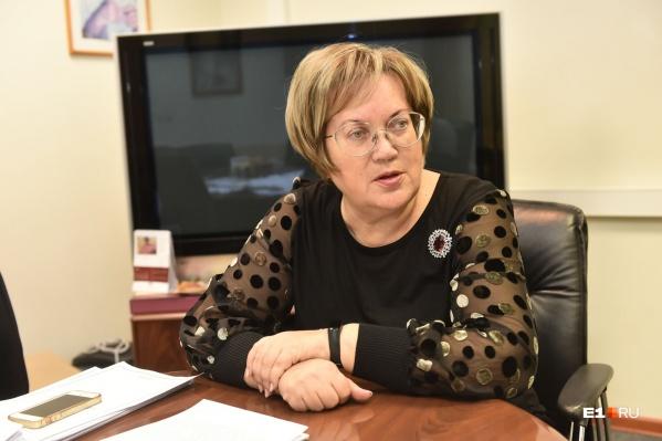 Татьяна Мерзлякова прокомментировала задержания в Екатеринбурге