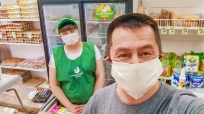Курицей по кризису: бизнесмен из Уфы — о том, как в пандемию коронавируса открыл продуктовый «у дома»