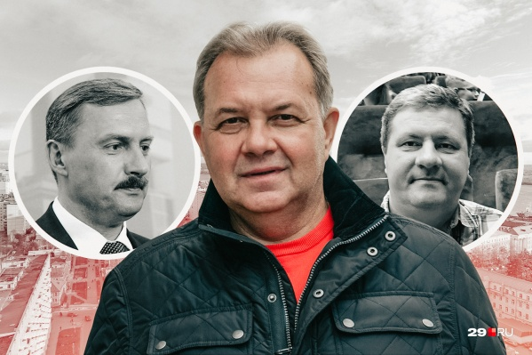 Виктор Павленко оценил работу Игоря Годзиша и обсудил, что ждет архангелогородцев при Дмитрии Мореве