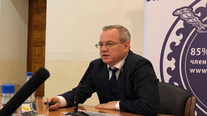 Росавиация подала в суд на экс-главу торгово-промышленной палаты Башкирии