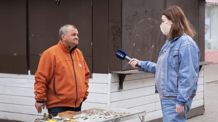 «В лес теперь что ли всем уйти?» Почему ярославцы забили на самоизоляцию. Видео