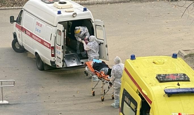 За сентябрь в Тюменской области умерли 64 человека с коронавирусом в анамнезе: новые данные Росстата