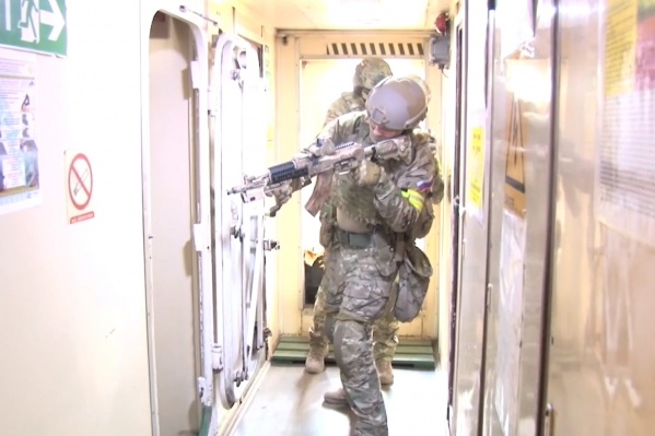 Силовики нейтрализовали всех «террористов»