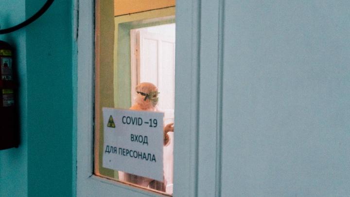 В Омске у женщин с коронавирусом родились 200 детей