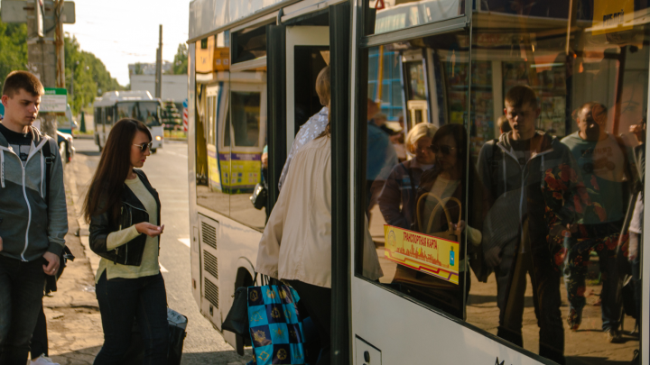 В Самаре хотят отменить один из автобусов до Кировского рынка