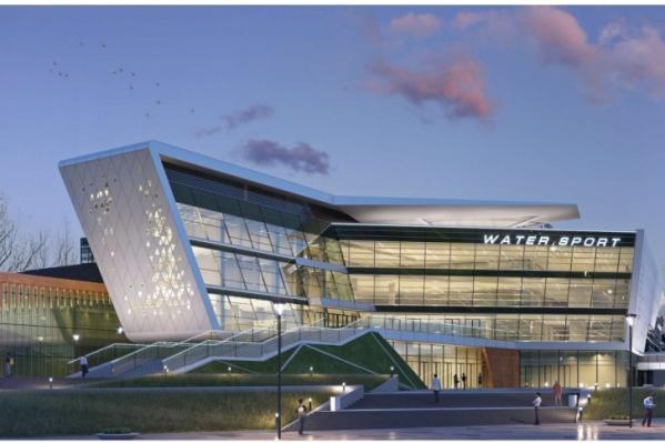 Универсиада в Екатеринбурге пройдет в разгар лета 2023 года